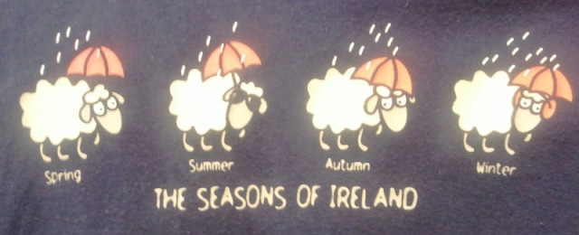 The Seasons of Ireland Ireland